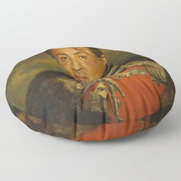 Sylvester Stallone - replaceface Floor Pillow