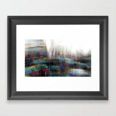 And the longer you linger, the linger you long. 01 Framed Art Print