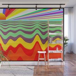 The Perfect Getaway Wall Mural