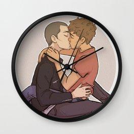 Ronan and Adam Wall Clock