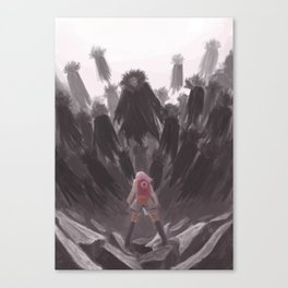 strength Canvas Print