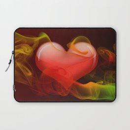 Heartbeat II Laptop Sleeve