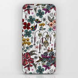 Floral Inspiration iPhone Skin