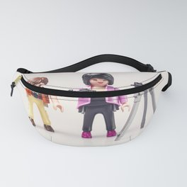 Two photographers. Playmobil Fanny Pack