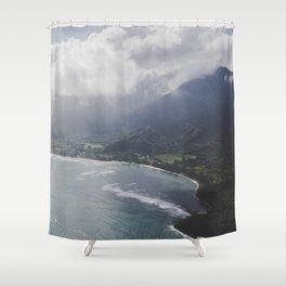 Hanalei Bay - Kauai, Hawaii Shower Curtain