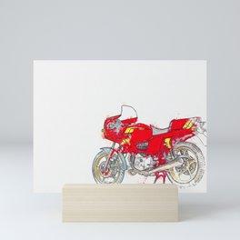 1984 Mini Art Print