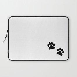 dog paws Laptop Sleeve