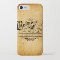 castlevania iPhone & iPod Cases featuring Belmont Pest Control Specialists by Greg Barnes