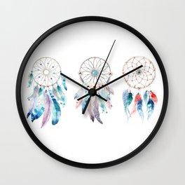Dreamcatcher #1 Wall Clock