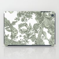 leaf iPad Cases featuring Leaf  by Maethawee Chiraphong