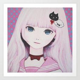 「Sweet Tuesday」 Art Print