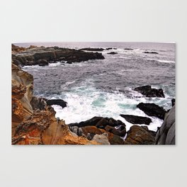 WAVES II Canvas Print
