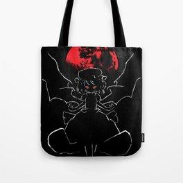 Remilla Scarlet Tote Bag