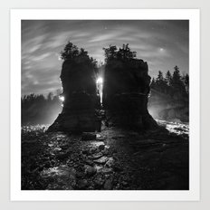Light Within Art Print