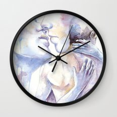 Addicted to You Wall Clock