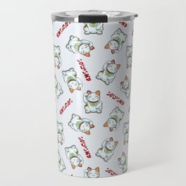 Maneki Neko Tenshu Travel Mug
