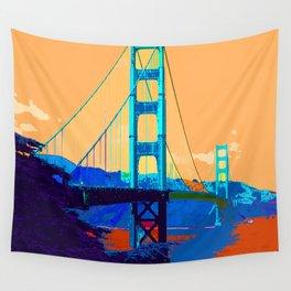 Golden_Gate_Bridge_010 Wall Tapestry