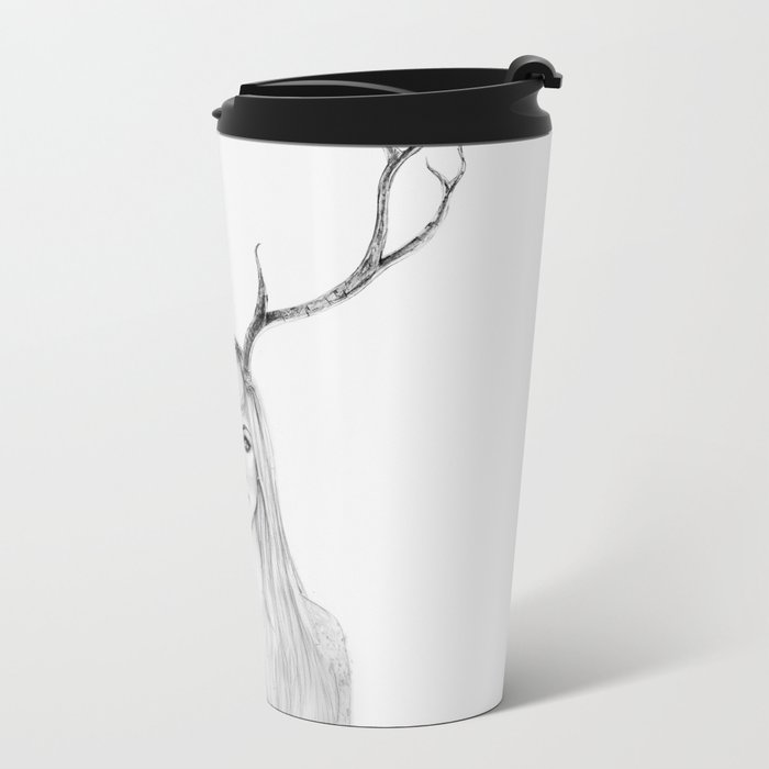 La Belle Degout Travel Mug