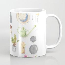 Gardening Tools Coffee Mug