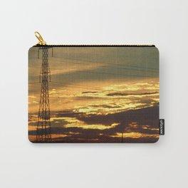 Prairie Silhouette Carry-All Pouch