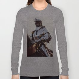 Knight In Shining Armour Long Sleeve T-shirt
