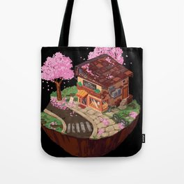Japanese Bakery Tote Bag