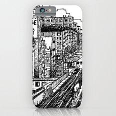 NY Train Slim Case iPhone 6s