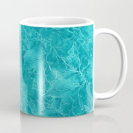 Frozen Leaves 21 Coffee Mug