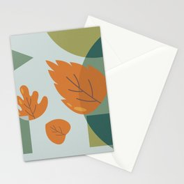 The Leaves Stationery Cards