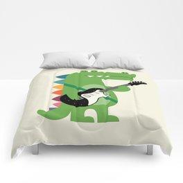 Croco Rock Comforters