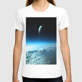Outter Earth T-shirt