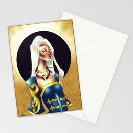 The Sun Summoner Stationery Cards