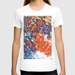 Graffiti Moon T-shirt