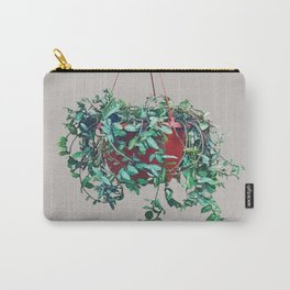 Hanging Plant #society6 #decor #buyart Carry-All Pouch