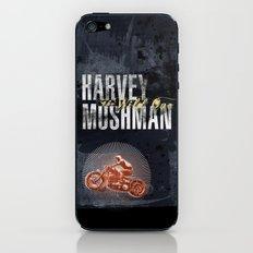 HARVEY MUSHMAN iPhone & iPod Skin