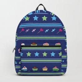 cupcake leggings Backpack