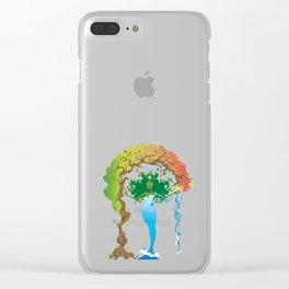 Gaea Clear iPhone Case