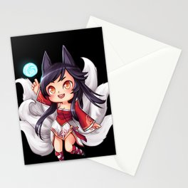 League of Legends | Ahri Stationery Cards