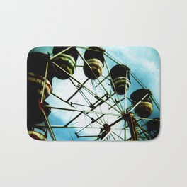 Ferry Wheel Bath Mat