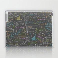 Math Lessons Laptop & iPad Skin