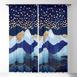 Firefly Stars Blackout Curtain