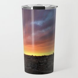 Jerusalem Sunset Travel Mug
