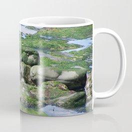 Sea Shore at Crackington Haven III Coffee Mug