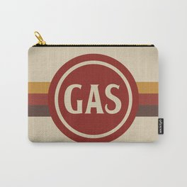 Retro Gas Station Carry-All Pouch