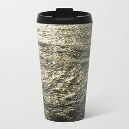 Sea Morning Metal Travel Mug