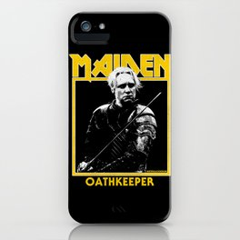 The Maiden Fair iPhone Case