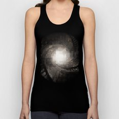 Staircase Unisex Tank Top