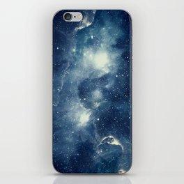 Galaxy Next Door iPhone Skin
