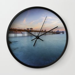 Endless Summer Days Wall Clock