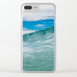 No Takers Clear iPhone Case